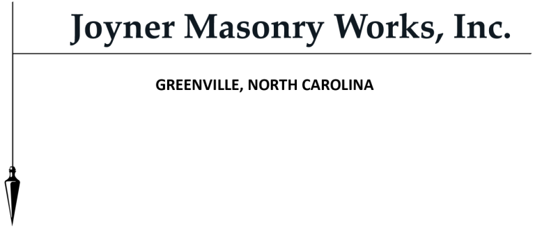 Joyner Masonry Works, Inc.