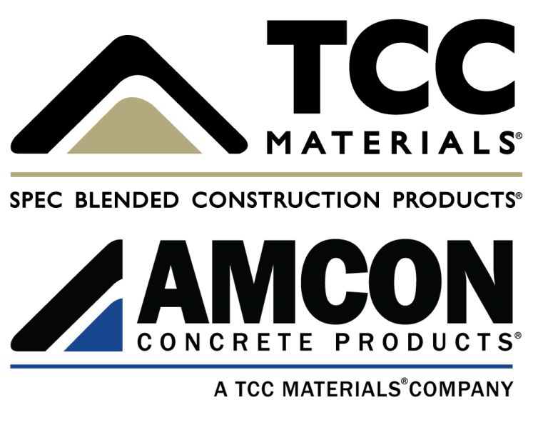 TCC Materials and Amcon Concrete Products